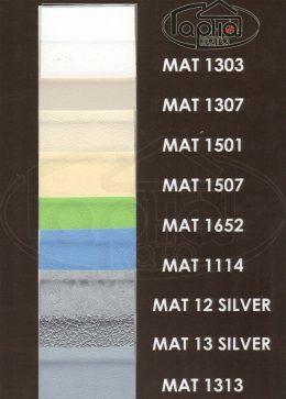 цвета матовые натяжные потолки