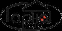 Логотип Гарна Хата, Гарна Хата, натяжні стелі Гарна Хата