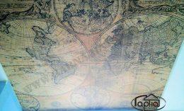 натяжной потолок рисунок фото