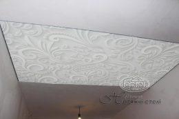 натяжные потолки рисунок узор
