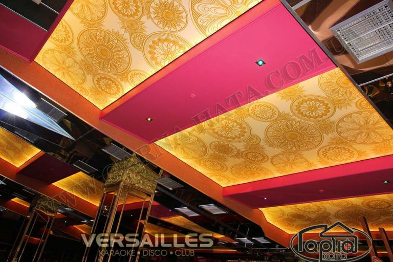 натяжні стелі з фотодруком в Луцьку- Версаль