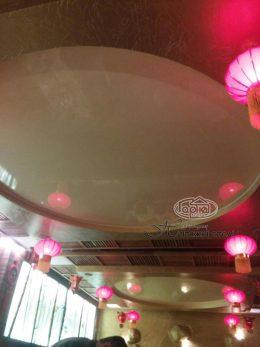 ресторан золотий дракон, натяжні стелі в луцьку