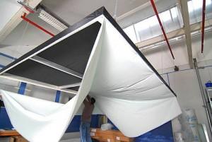 сатиновые натяжные потолки отзывы