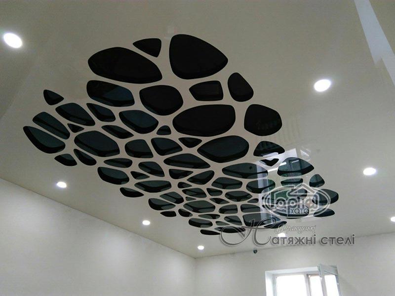 apply натяжной потолок в комнате