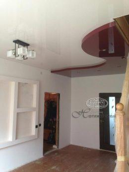 двухуровневый натяжные потолки луцк Альто дизайн