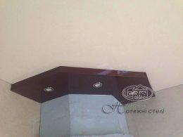 двухуровневые натяжные потолки Ровно