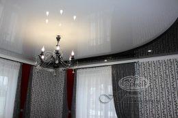 двухуровневые натяжные потолки в Ковеле