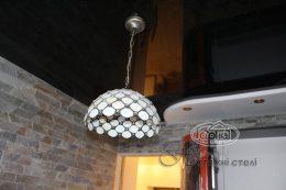 натяжна стеля зірки старпінси в квартирі