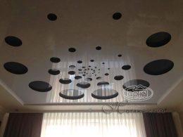 натяжные потолки apply различной формы