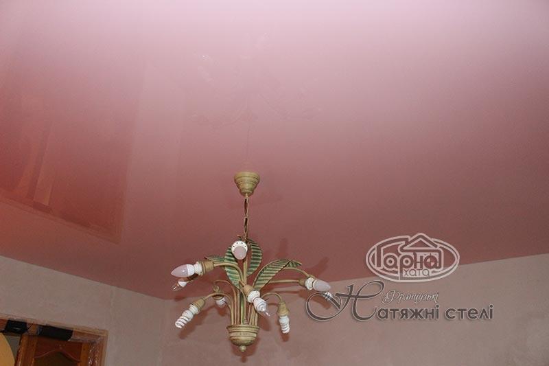 глянец на натяжные потолки