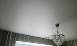 матовые натяжные потолки в квартире