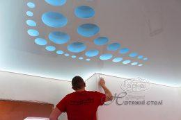 натяжной потолок apply в г. луцк