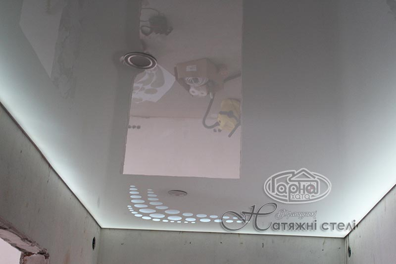 натяжной потолок apply подсветка в Луцке