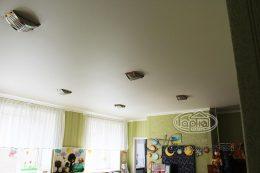 натяжна стеля в дитячому садку 3
