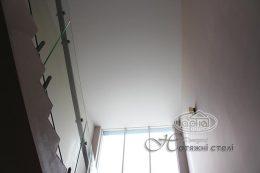 натяжна стеля в коридорі, клубі Версаль