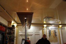 натяжні потолки володимир-волинський в ресторані