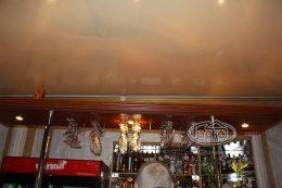 натяжні стелі фото в ресторані володимир-волинський