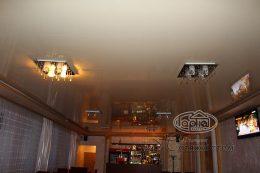 натяжні стелі в ресторані княгині ольги