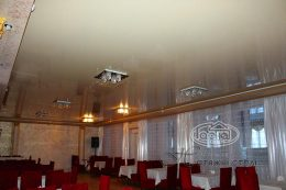натяжные потолки Владимир-Волынский, ресторан княгине ольги