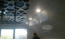 перфорированные потолки натяжные