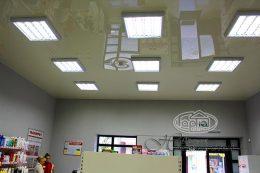 глянцевые натяжные потолки в луцке, магазин марафет