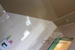 угловые натяжные потолки