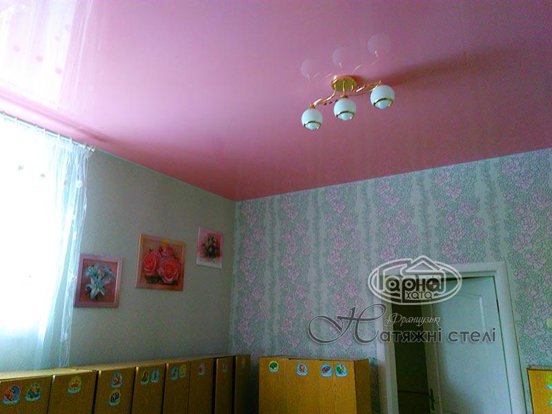 луцьк дитячий садок натяжні стелі