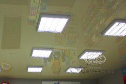 магазин марафет установлены натяжные потолки