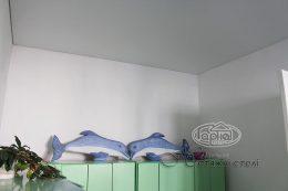 натяжной потолок детский сад 13 в Луцке