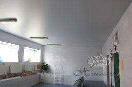 натяжной потолок в бассейне в Луцке днз 13