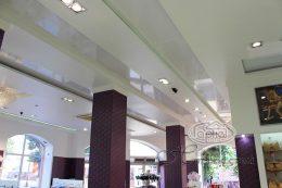 натяжные потолки глянец луцк, магазин жасмин