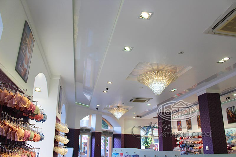 натяжные потолки в Луцке магазин Жасмин