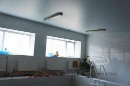 натяжные потолки в Луцке в бассейне днз 13