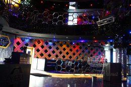установлены натяжные потолки в Луцке клуб опера