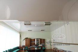 натяжной потолок глянец 3D