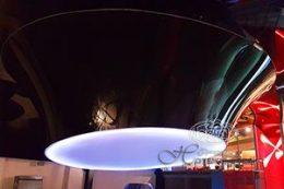 Натяжные потолки 3D криволинейная