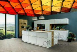 Натяжной потолок 3D с фотопечатью