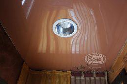 фото глянцевые натяжные потолки