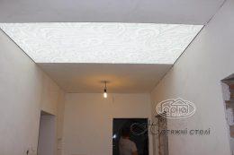 фотопечать на потолке прозрачная пленка