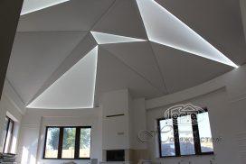 натяжные потолки геометрической формы trs