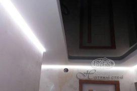потолок подсветка