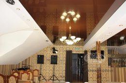 потолок глянец в ресторане