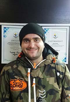 БРИГАДИР Володимир