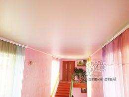 фото натяжные матовые потолки