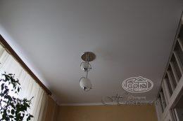 мат натяжной потолок цвет