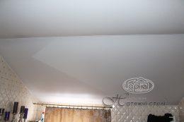 матовый потолок в ванной луцк