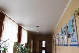 матовые сатиновые потолки