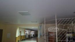 пвх натяжные потолки школа