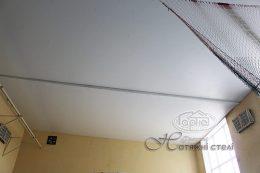 потолок матовый в спортивном зале