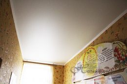 заказать матовые потолки в школу